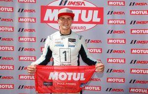 Pole sitter GTD: #16 Wright Motorsports Porsche 911 GT3R, GTD: Trent Hindman