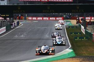 #15 RLR MSport Ligier JS P320 - Nissan: Alex Kapadia, Martin Rich