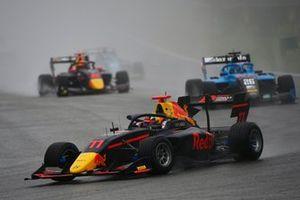Ayumu Iwasa, Hitech Grand Prix, Calan Williams, Jenzer Motorsport
