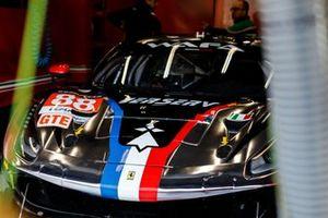 #88 Af Corse Ferrari 488 GTE EVO LMGTE, Francois Perrodo, Emmanuel Collard, Alessio Rovera