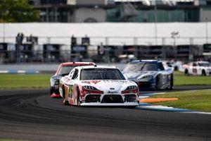 Kris Wright, Sam Hunt Racing, Toyota Supra iHeart Radio