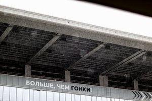 Lluvia en Sochi