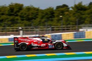 #31 Team WRT Oreca 07 - Gibson LMP2 van Robin Frijns, Ferdinand Habsburg, Charles Milesi