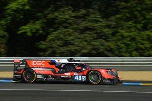 #48 IDEC Sport Oreca 07 - Gibson LMP2 di Paul Lafargue, Paul-Loup Chatin, Patrick Pilet