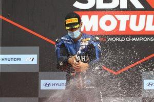 1. Randy Krummenacher, CM Racing