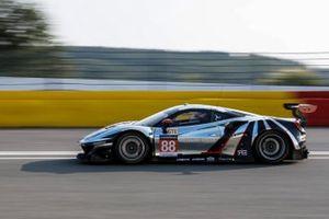 #88 AF Corse Ferrari 488 GTE EVO LMGTE, Fran?ois Perrodo, Emmanuel Collard, Alessio Rovera