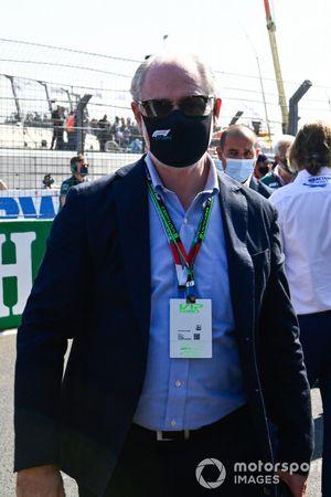 Richard Cregan, Miami GP CEO