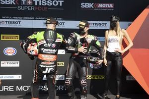 Alex Lowes, Kawasaki Racing Team WorldSBK, Jonathan Rea, Kawasaki Racing Team WorldSBK