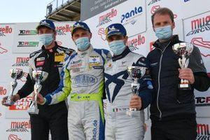 Sandro Soubek, Mair Racing Osttirol, Antti Buri, Target Competition, Salvatore Tavano, Scuderia del Girasole by Cupra Racing