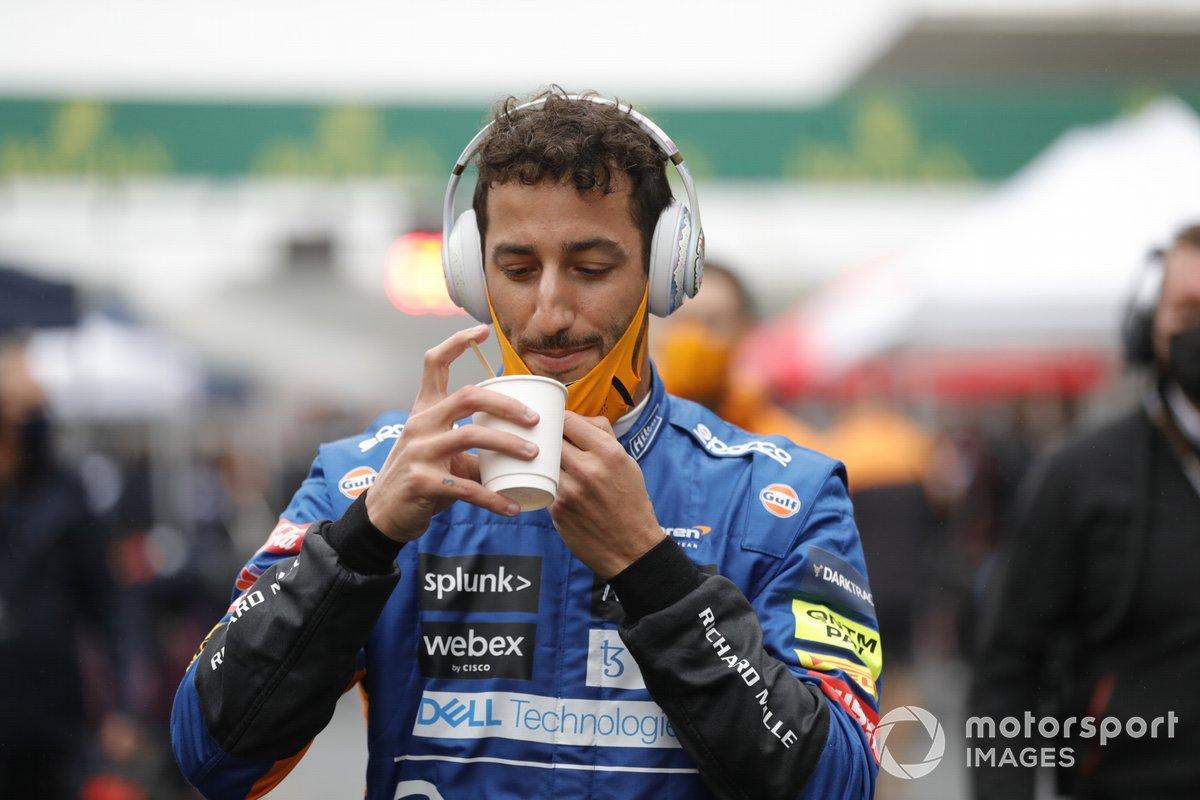 Daniel Ricciardo, McLaren, 5 puan