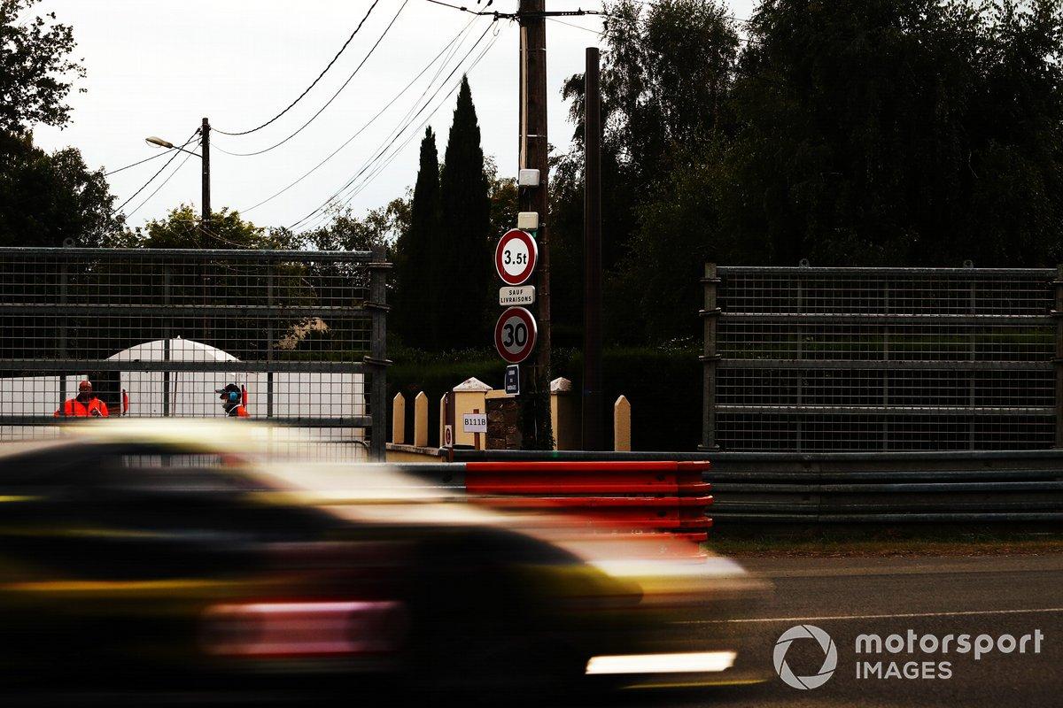Rettilineo di Le Mans Mulsanne