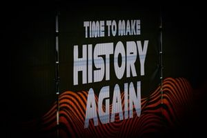 F1 banner, time to make history again