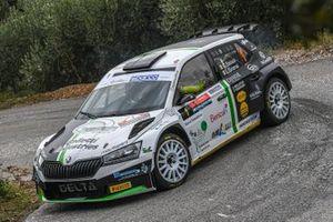 Giandomenico Basso, Lorenzo Granai, Movisport, Skoda Fabia Rally2 Evo