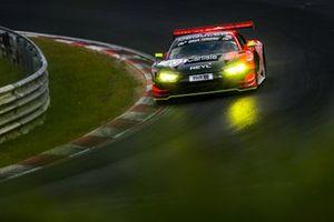 #23 Lionspeed by Car Collection Motorsport Audi R8 LMS GT3: Patrick Kolb, Nico Müller, Patric Niederhauser