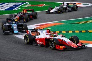 Oscar Piastri, Prema Racing, voor Roy Nissany, Dams