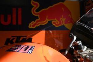 Red Bull KTM Tech 3 Moto3 bike