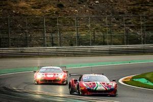 #52 AF Corse Ferrari 488 GT3: James Calado, Lorenzo Bontempelli, Louis Machiels, Andrea Bertolini