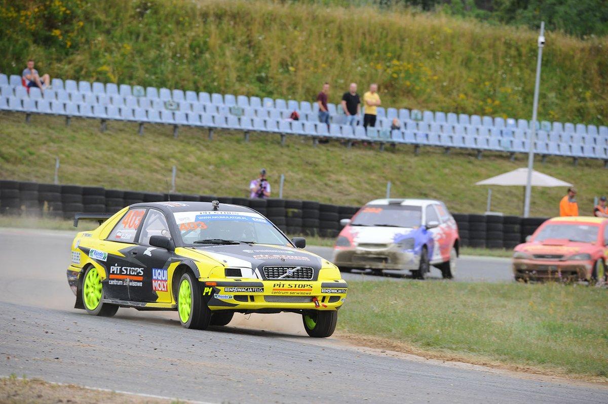 Łukasz Zoll, Volvo S40 RWD RX