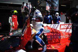Franck Mailleux, #708 Glickenhaus Racing Glickenhaus 007 LMH Hypercar