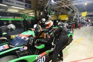René Binder, #30 Duqueine Team Oreca 07 - Gibson LMP2