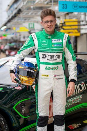 Andrew Watson, #777 D'Station Racing Aston Martin Vantage AMR LMGTE Am