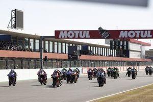 Start der Superbike-WM 2021 in Portimao