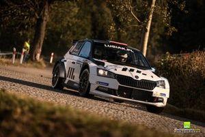Maciej Lubiak, Grzegorz Dachowski, Skoda Fabia Rally2 evo