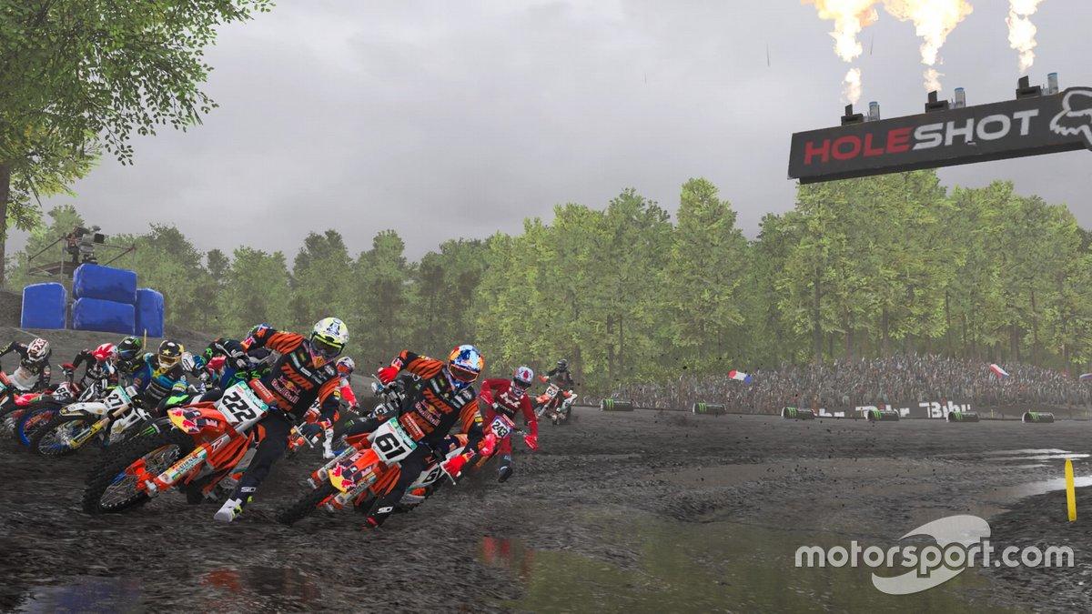 Imagen del MXGP 2020