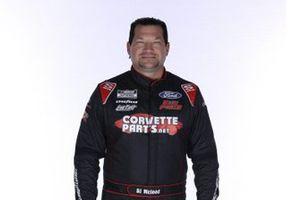 B.J. McLeod, Live Fast Motorsports Ford