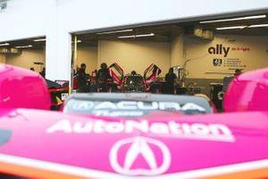 #60 Meyer Shank Racing w/Curb-Agajanian Acura DPi: Olivier Pla, A.J. Allmendinger, Dane Cameron, Juan Pablo Montoya