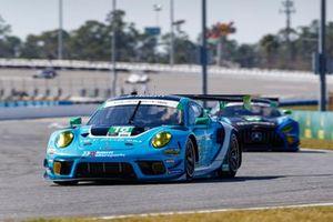 #16 Wright Motorsports Porsche 911 GT3 R, GTD: Patrick Long, Ryan Hardwick, Klaus Bachler, Jan Heylen