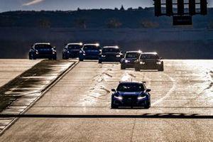 WTCR-Action im Motorland Aragon in Alcaniz