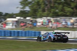 #57 Heinricher Racing w/MSR Curb-Agajanian Acura NSX GT3, GTD: Joey Hand, Misha Goikhberg, Trent Hindman