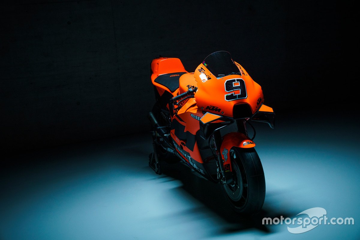 Red Bull KTM Tech 3 RC16
