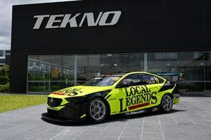 Team Sydney Holden Commodores