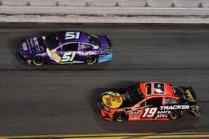 Cody Ware, Petty Ware Racing, Chevrolet Camaro, Martin Truex Jr., Joe Gibbs Racing, Toyota Camry