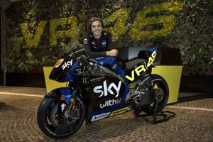 Luca Marini, Sky Racing Team VR46 livery unveil