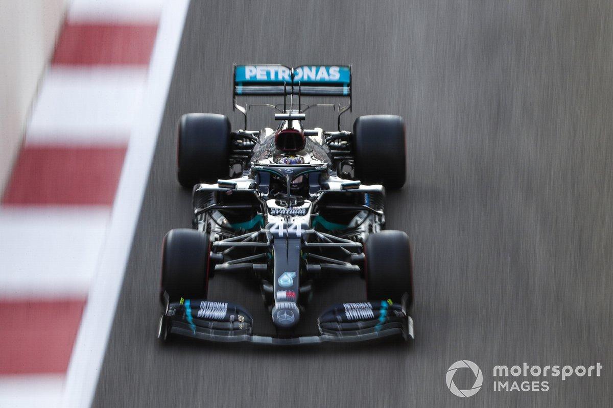 1. Lewis Hamilton, Mercedes-AMG Petronas