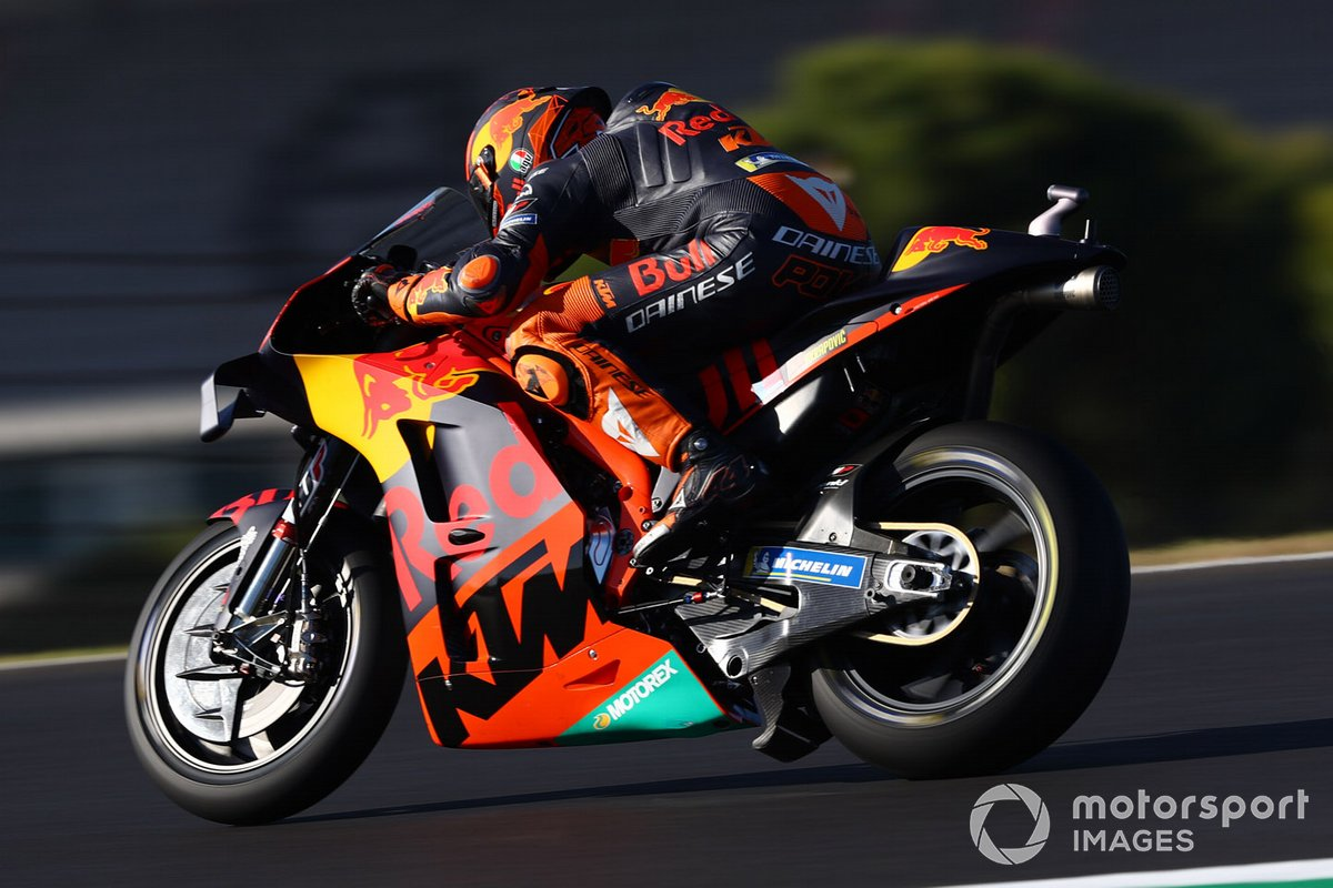 Pol Espargaró, Red Bull KTM Factory Racing