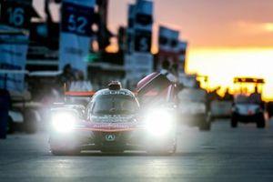 #60 Meyer Shank Racing w/Curb-Agajanian Acura DPi: Olivier Pla, Dane Cameron, Juan Pablo Montoya