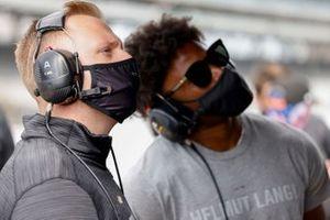 Taylor Kiel, Arrow McLaren SP Chevrolet, Kenny Moore