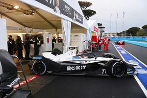 Norman Nato, Venturi Racing, Silver Arrow 02, lascia il garage