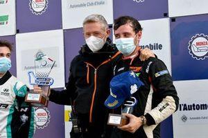 Jonathan Giacon, MM Motorsport, Luca Rangoni, Tecnodom Sport