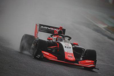 Tes Pramusim Super Formula Suzuka