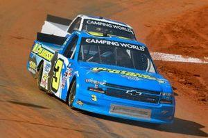 JR Heffner, Jordan Anderson Racing, Chevrolet Silverado A. Colarusso & Son Inc.