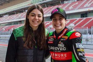 Ana Carrasco and Carla Grau