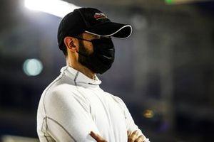 #88 Dempsey-Proton Racing Porsche 911 RSR: Khalid Al Qubaisi