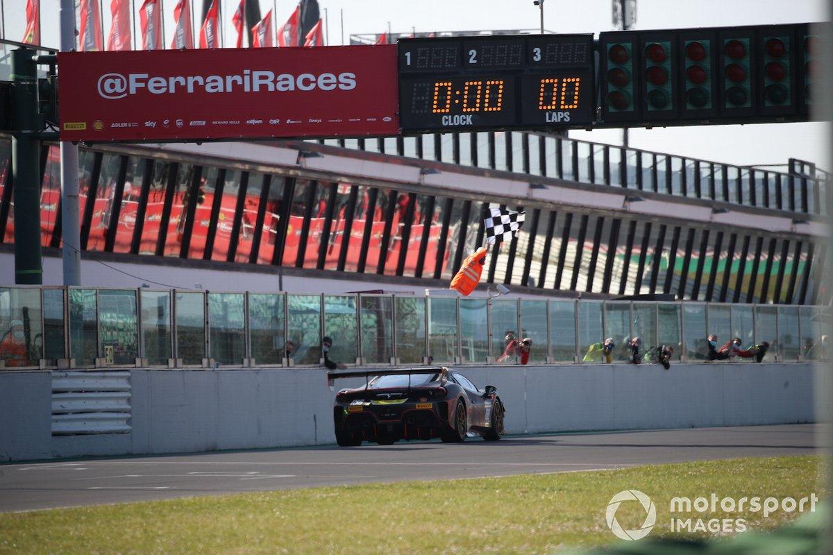 Roger Grouwels, Race Art - Kroymans taglia il traguardo e vince la gara