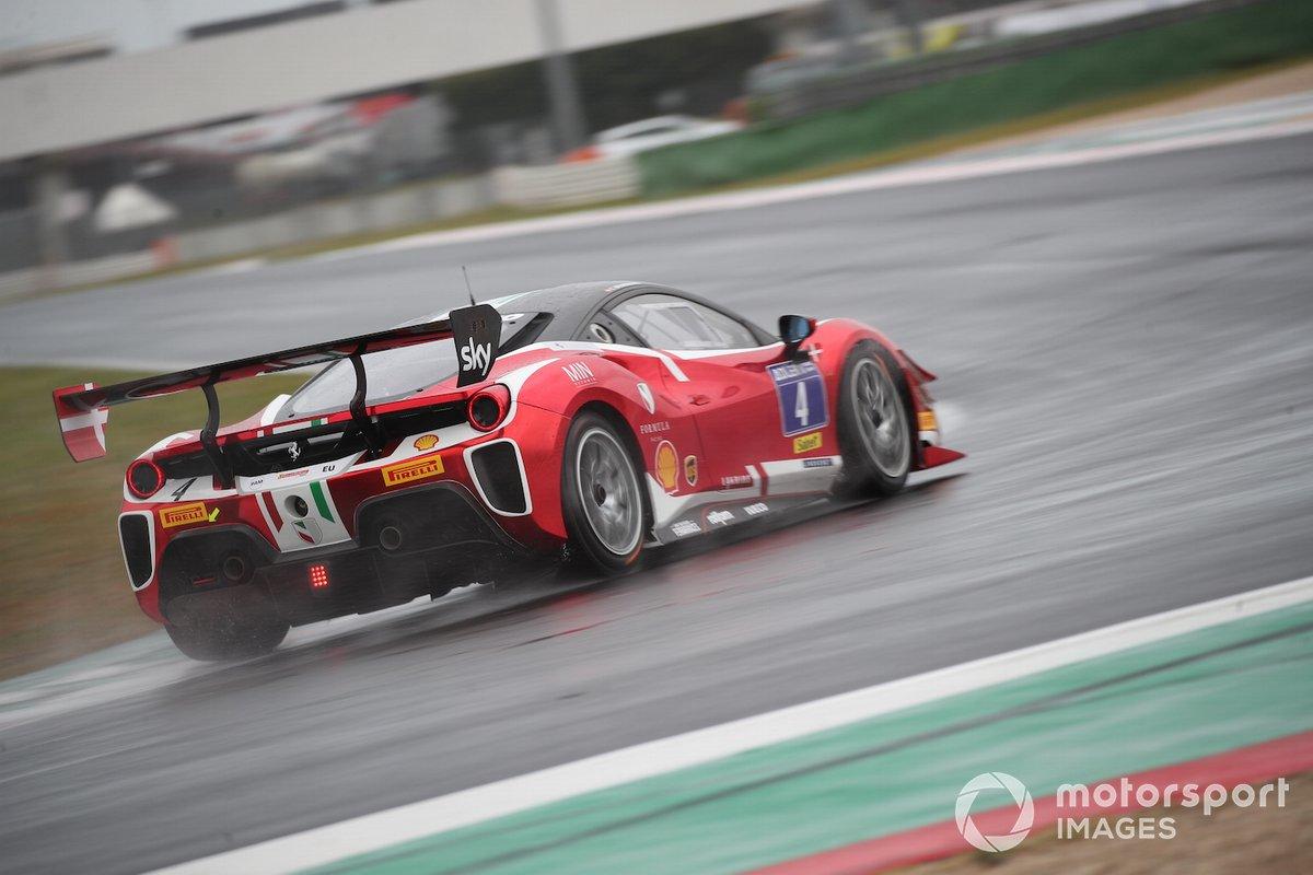 Christian Brunsborg, Formula Racing