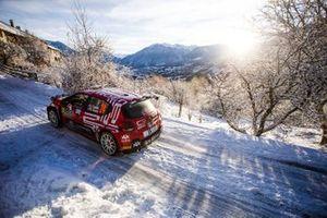 Eric Camilli, François-Xavier Buresi, Citroen C3 Rally2
